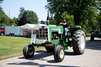 Friday Tractor Parade
